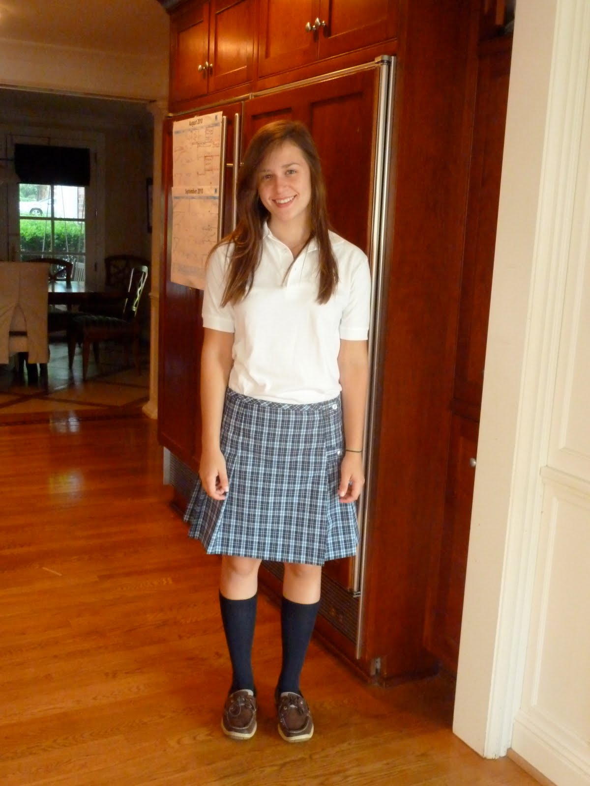 first day of high school Find out more about going back to school in this article  more about going back to school the first day  signals a move to middle school or junior high,.